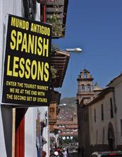 Mundo Antiguo Spaanse school