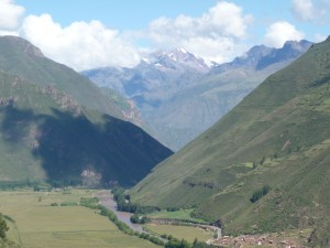 De Heilige vallei van de Inca 's