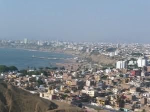 Veiligheid in Lima Peru