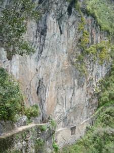 Machu Picchu brug