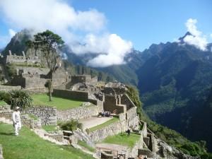 Lares Trek naar Machu Picchu