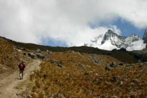 Trek naar Machu Picchu
