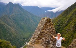 originele Inca Trail