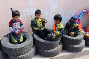 vrijwilliger Cusco