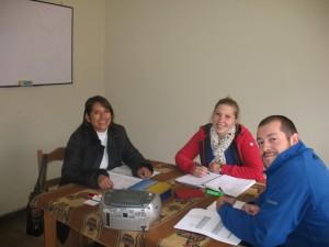西班牙小组课程