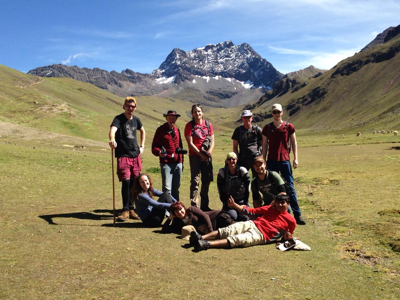 Turerna i Peru