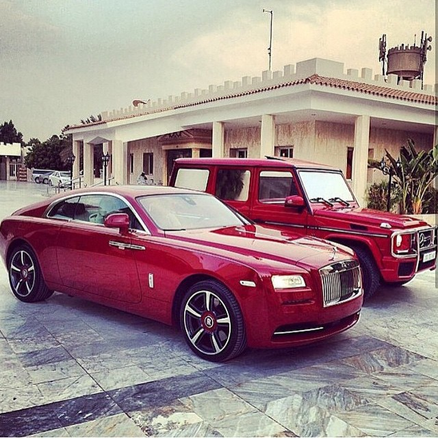 Uebert Angel Cars Wealth