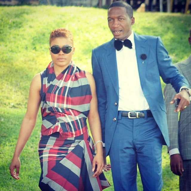 Uebert Angel Power Couple