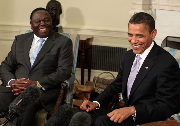 Morgan+Tsvangirai+Obama+Meets+Zimbabwean+PM+ilUamX4dm4Bl
