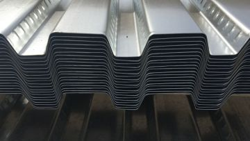 Composite Steel Decking