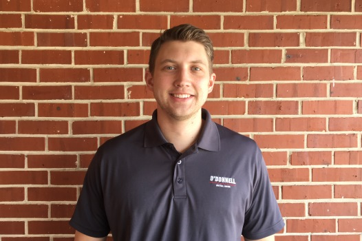 Sales Manager Matt Weiss