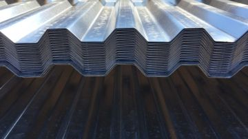 Steel Form Decking
