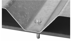 Machine Fastening Metal Deck