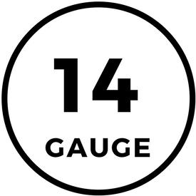 14 Gauge Steel