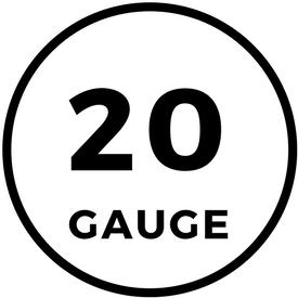 20 Gauge Steel