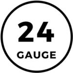 24 Gauge Steel