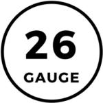 26 Gauge Steel
