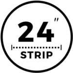 "24"" Foam Strip Icon"