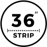 "36"" Foam Strip Icon"