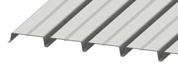 1.5″ Type A Roof Deck Closeup