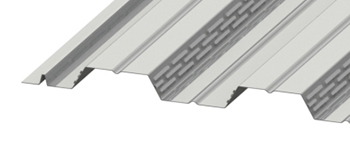 2.0 or 2VLI Composite Deck Profile