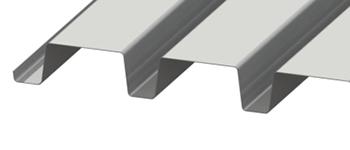 3.0 Type N Roof Deck Closeup