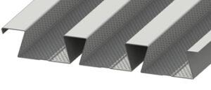 3.5 Versa-Dek Dovetail Acoustical Closeup