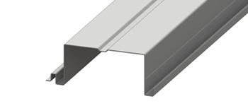 4.5 Type J Roof Deck Closeup