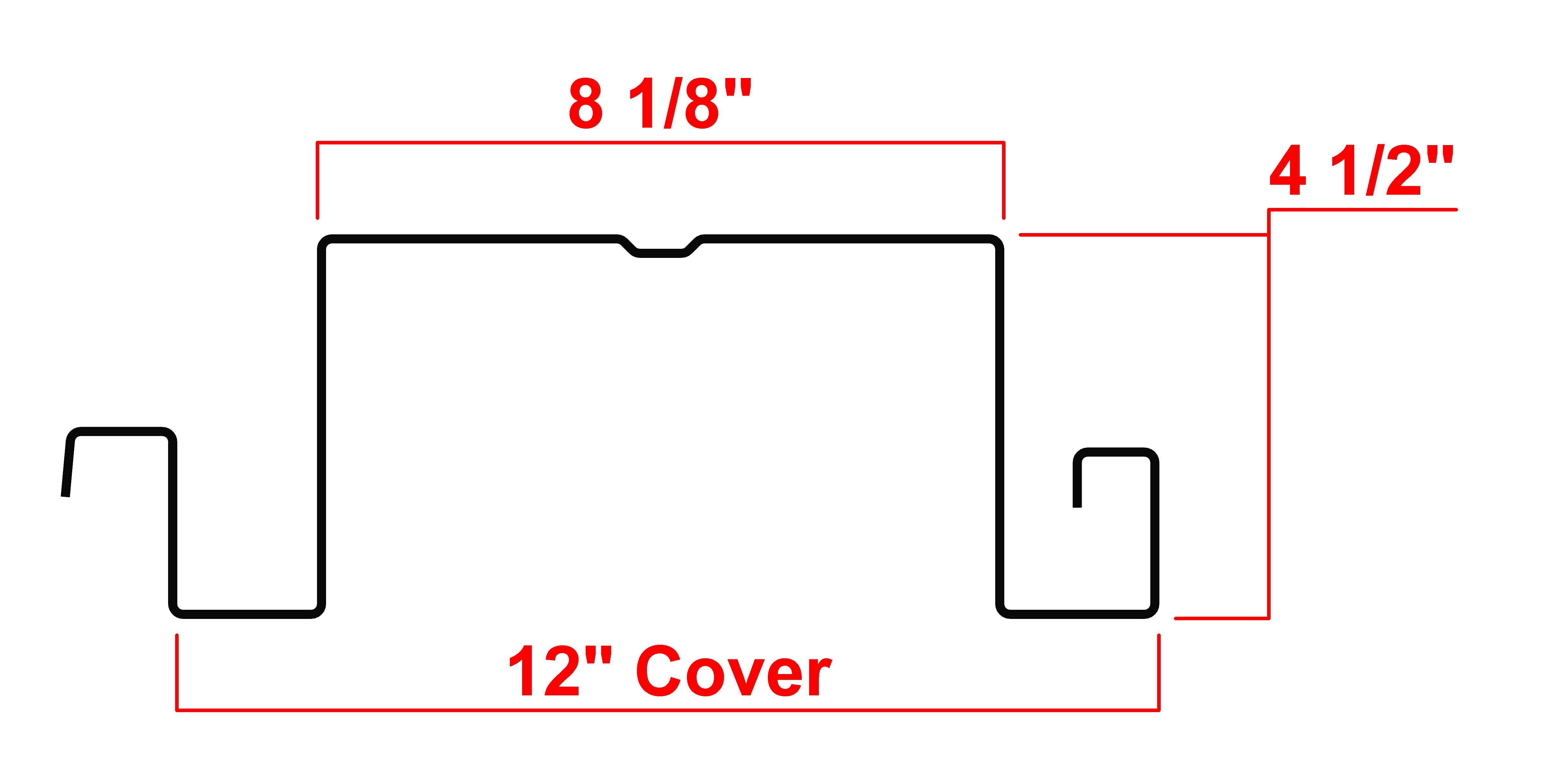 """4.5"""" Type LS Profile"""