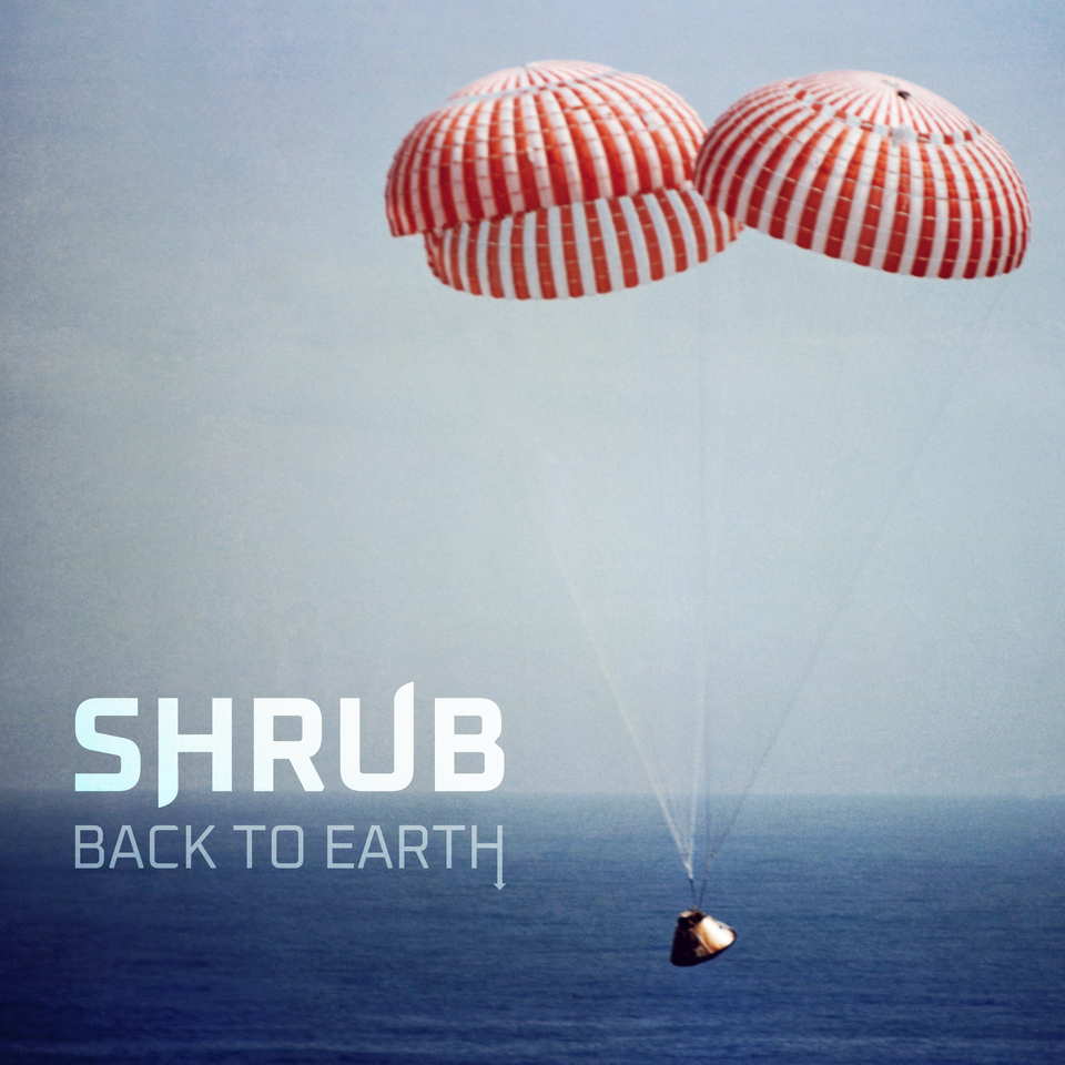 Shrub 'Back To Earth' album OUT NOW