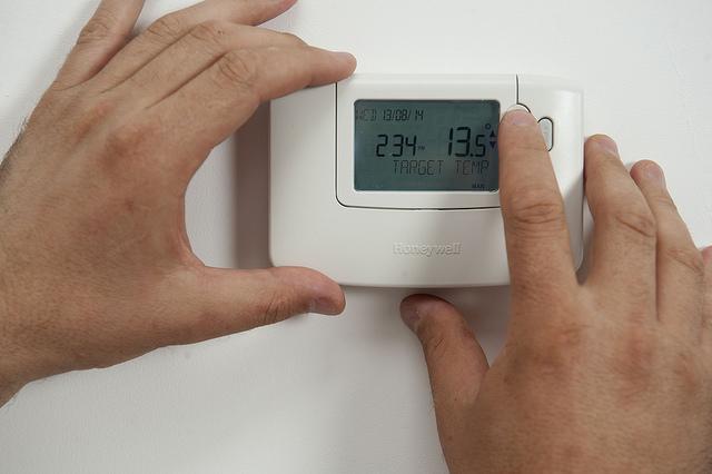 Home heat repair