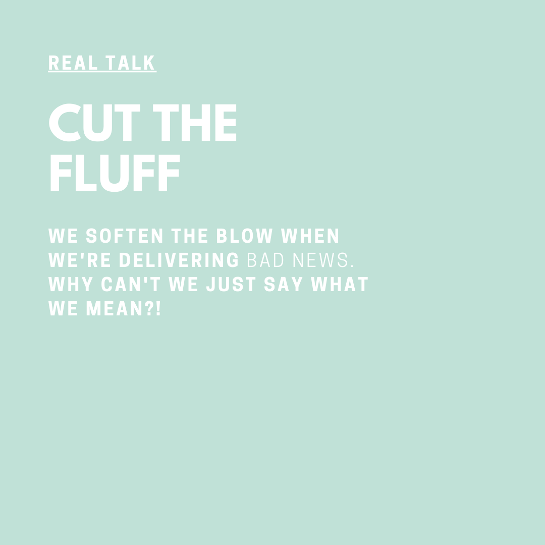 Real Talk Audio Series with Coach Jessica Elliott Cut The Fluff