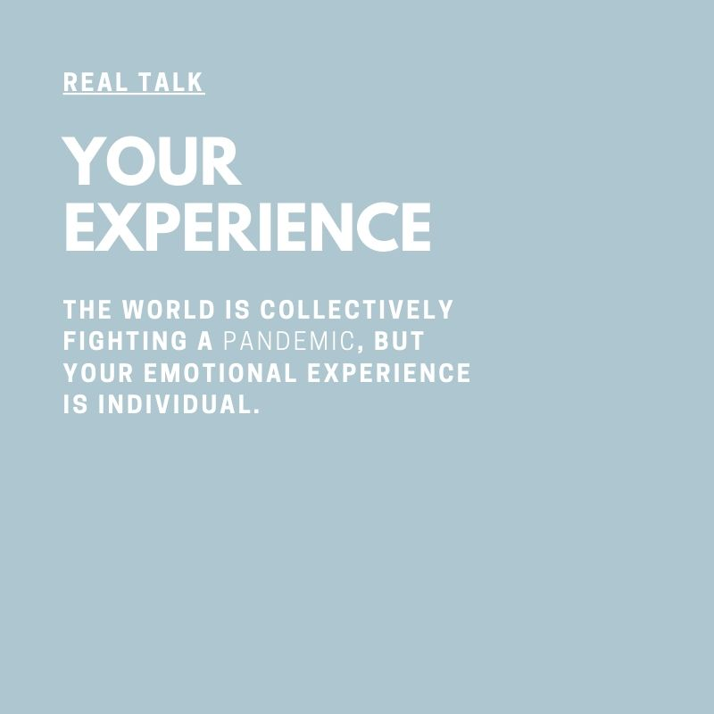 Real Talk Audio Series with Coach Jessica Elliott Your Experience