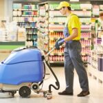 Supermarkets / Retail Stores Cleaning
