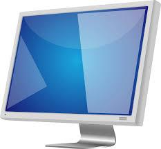 LCD monitor - computergii