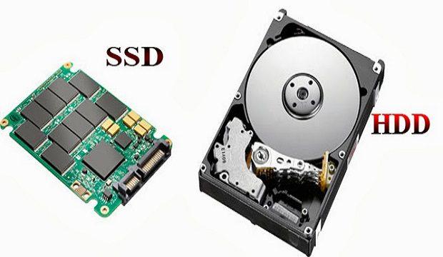 الفرق بين ذاكرة SSD وذاكرة HDD للكمبيوتر