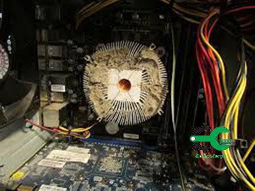 ارتفاع درجة حرارة الكمبيوتر | فايروسات أم مشكله المروحه ؟