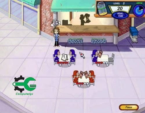 تحميل لعبة Diner Dash 3 للكمبيوتر