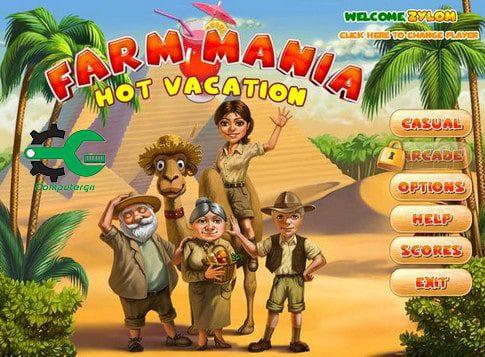 تحميل لعبة 3 Farm Mania للكمبيوتر