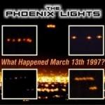 Phoenix Lights March poster