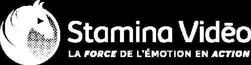 staminavideo.ca logo blanc