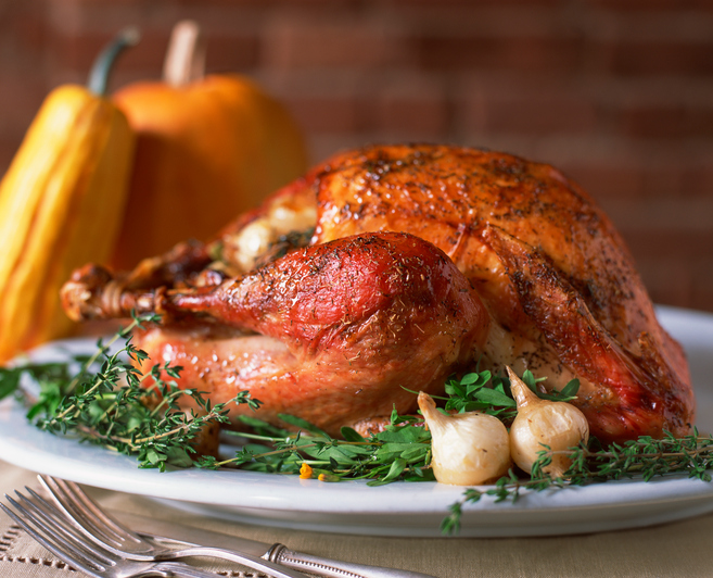 Give Thanks for Wood Pellet Grills
