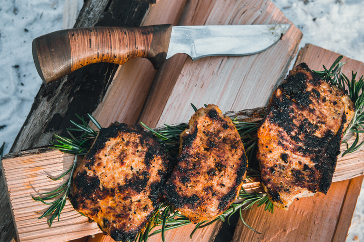 Whatever the weather: winter grill and smoker tips