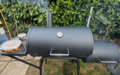 Spring cleaning for your wood pellet grill/smoker
