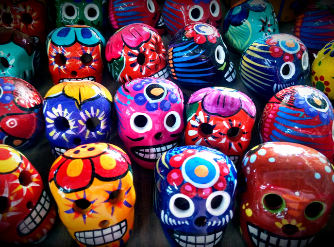Day of the Dead recipes & grilling ideas