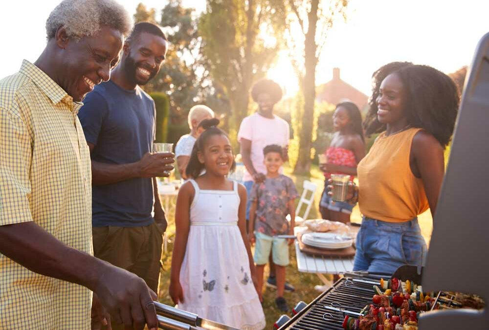 Grilling with the Kids for Father's Day and Beyond