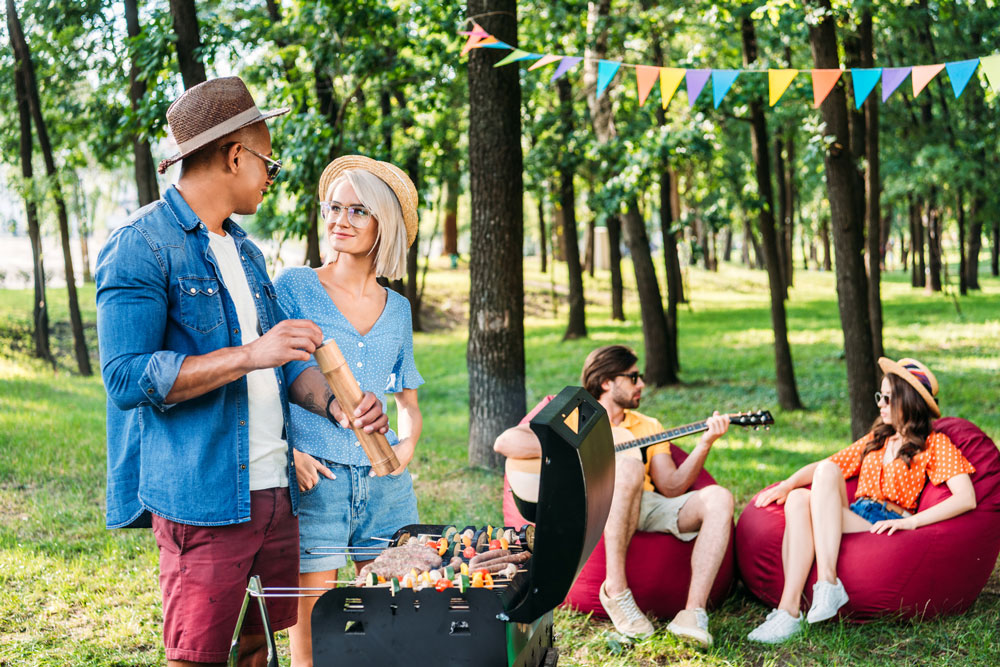 Curate your barbecue playlist