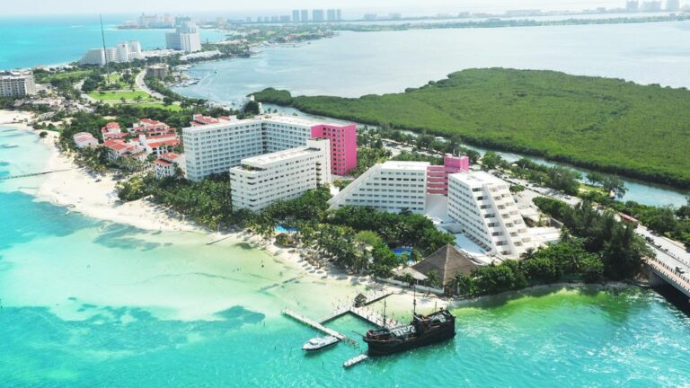 Mayan Palace Cancun Riviera Maya Just $99 for 5 Nights!  Save Now- Travel Later – 24 Months to Travel
