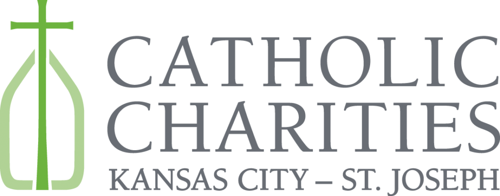 Catholic Charities of Kansas City and St. Joseph Logo and link to agency website