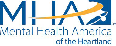Mental Health America of the Heartland logo and link to agency website